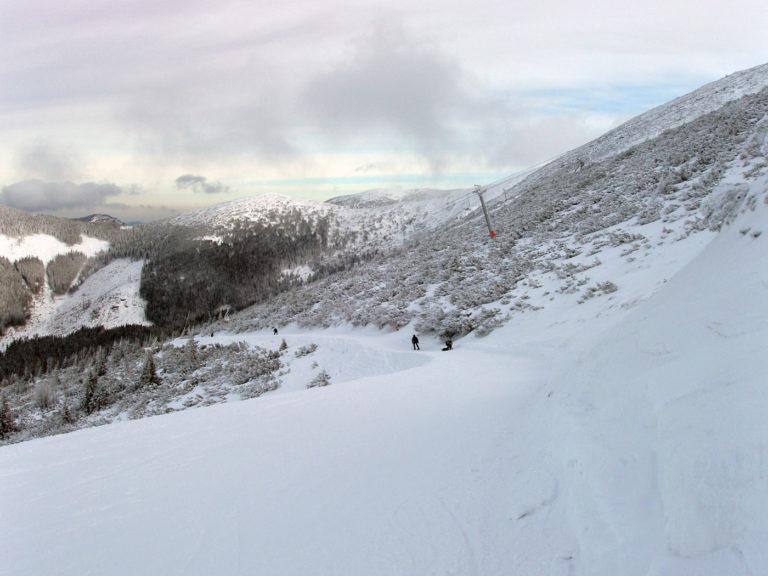 Карпаты горнолыжные каникулы