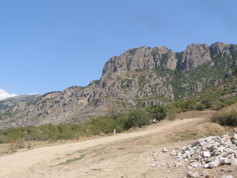 Гора Демерджи