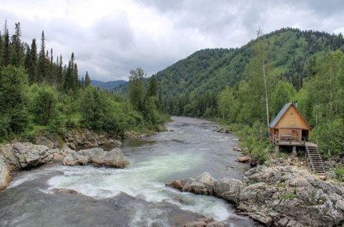 Река Балыкса