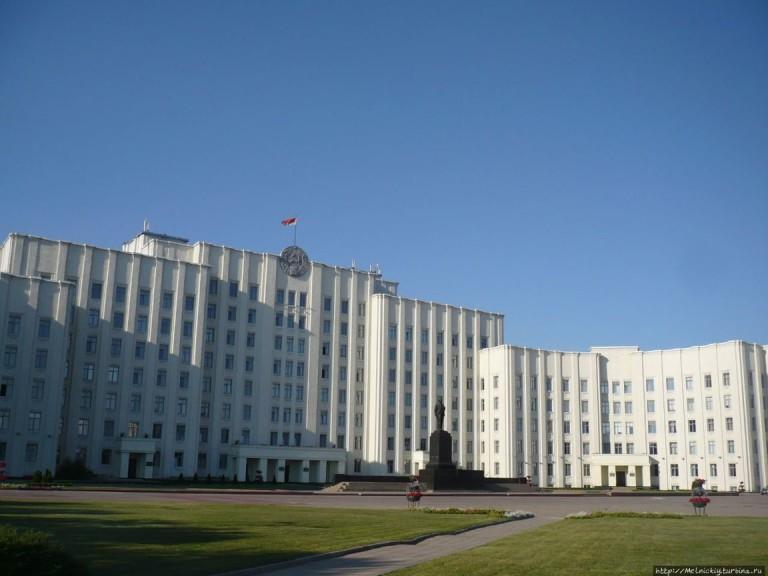 Дом Советов Могилёв