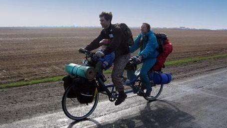 Спортивный велотуризм путешествие по трассе