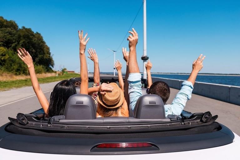 Аренда автомобиля для путешествия