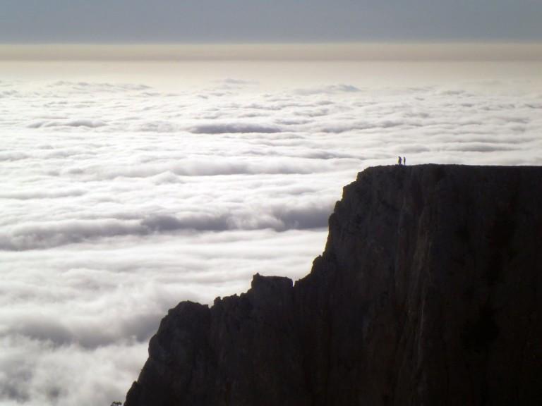 Вид с горы Ай-ПетриВид с горы Ай-Петри