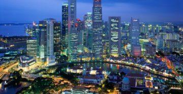 Сингапур Marina Bay