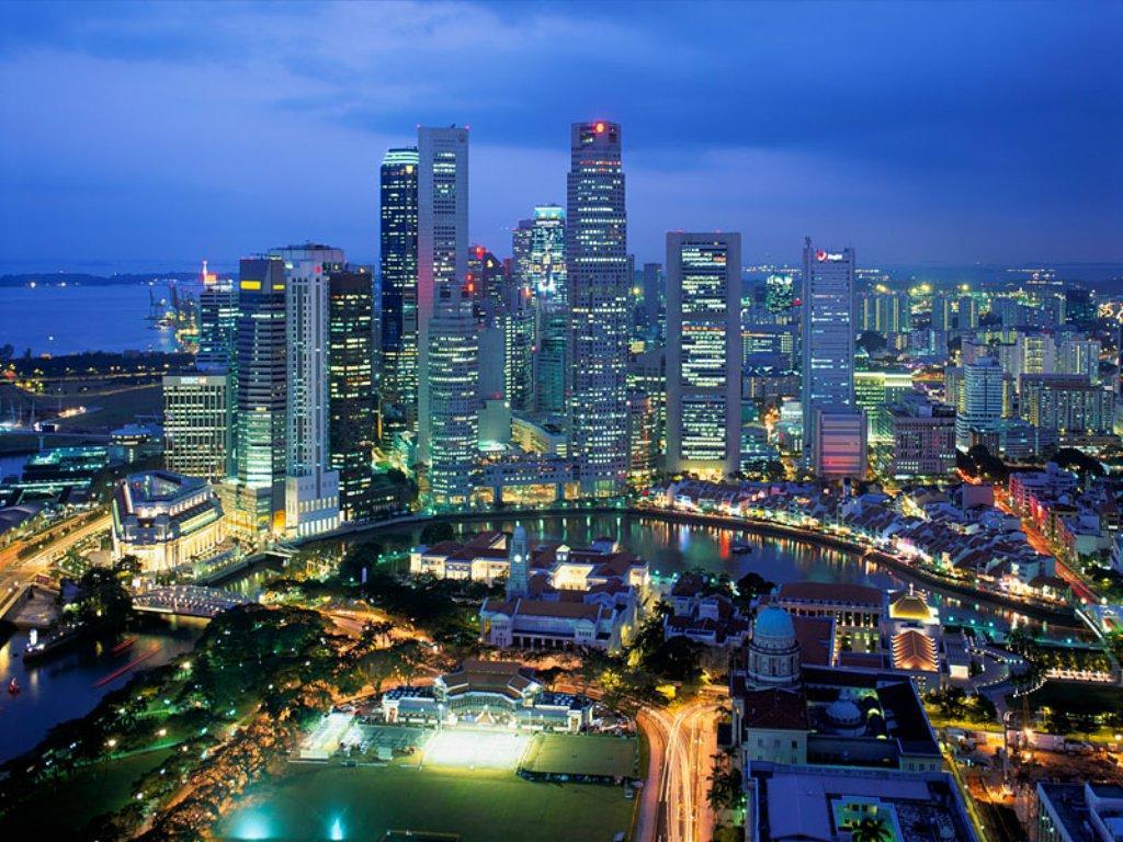 дома сингапура