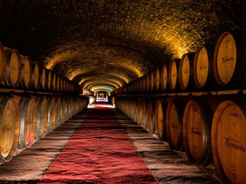 Хранилище винодельни, Кьянти