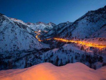 чимбулак горнолыжный курорт
