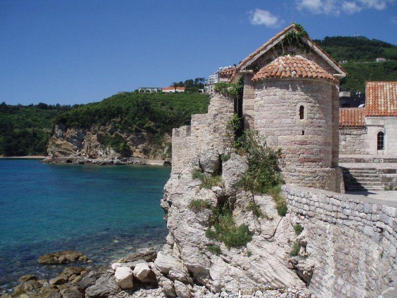 замки черногории